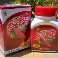 RED OIL PAPUA   Kapsul Minyak Buah Merah 60 kapsul