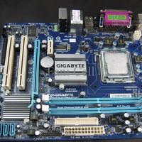 MOTHERBOARD LGA 775 DDR2 G31