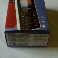 HP Murah STRAWBERRY ST 22 Mirip Nokia 105 Kamera Flash Dualsim Senter