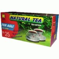 NATURAL TEA - TEH CELUP ANTI OKSIDAN