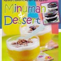 Resep Favorit Anak ala resto : Minuman dan Dessert - makanan sehat