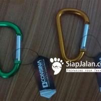 Carabiner key ring 97-13-007