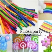 Balon Twist/Balon Pentil/Balon Magic