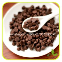 Tulip Dark Choco Chips Chocolate Compound Cokelat Chip Coklat 500gr