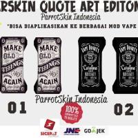 Garskin Mod Dagger quote edition