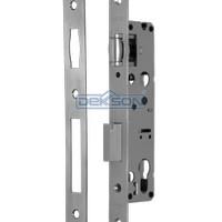 Mortise Lock Dekkson MTS RL DL 84030 Bodi Pelor Pintu Aluminium Double