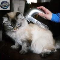 Pembersih Bulu Peliharaan kucing anjing Portable - Silver G710