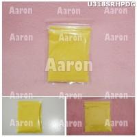 Bubuk Gliter Kuning / Serbuk Gliter Kuning U318
