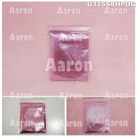 Bubuk Gliter Pink / Serbuk Gliter Pink U315