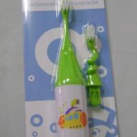 Sikat Gigi Bayi LITTLE GIANT Sound Handle Toothbrush