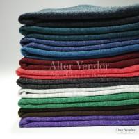 Kaos Polos Misty / Twotone 30s ( Banyak Pilihan Warna )