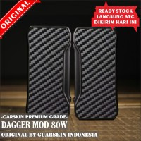 Original Garskin/Skin Mod Vape Dagger - Carbon Texture