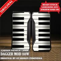 Original Garskin Skin Mod Vape Dagger - Piano