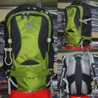 Daypack Bodypack Tas Semi Carrier Sioux 2109 RsL Army Multi Laptop