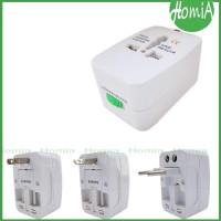 Universal Travel Adapter / Adaptor (EU + AU + UK + US Plug)
