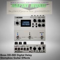 Efek Gitar Boss Digital Delay DD-500 / DD500 / DD 500 baru 100% murah!