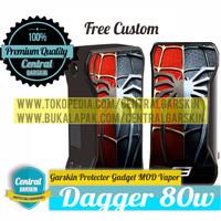 Garskin Mod Dagger 80w - Spiderman