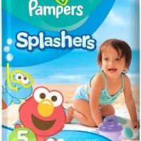 Pampers Splashers Swim Diapers Popok Renang Size 5