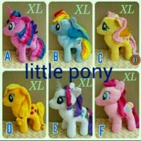 boneka my Little pony besar XL
