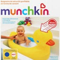 munchkin duk baby ,bak mandi