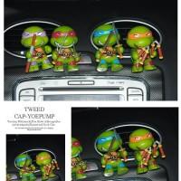 Parfum Pengharum Mobil Karakter Kura Kura Ninja (Turtles)