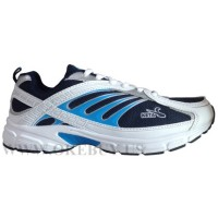 Sepatu Running/Lari/Jogging/Olahraga KETA 361 White/Navy