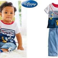 Baju Anak - Mickey & Friends Set (BO 469)