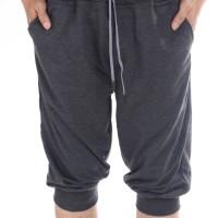 [Dapat 3pcs] Celana jogger JUMBO polosan / 3 warna