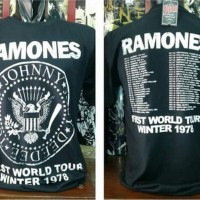 Kaos musik / band the ramones