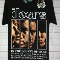 Kaos musik / band The doors