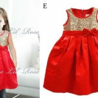 Baju Anak - LR59E Dress (GI-718)