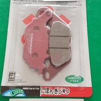 Disc Pad Nmax Kampas Rem Cakram Belakang Yamaha N-max Choho Japan Asli