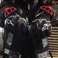 Sweater / Hoodie / Ventilasi Jaket Motor Kawasaki Ninja 250