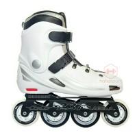 Sepatu Roda Slalom LABEDA 237 White