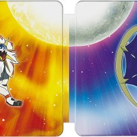 Pokemon Sun and Pokemon Moon Steelbook Dual Pack Nintendo 3DS [US]