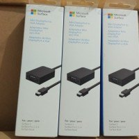 BNIB Aksesoris Microsoft Surface Pro 4 Minidisplay To VGA ORIGINAL