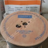 Kabel Coaxial RG-6-F1098BV FALCOM ( 300 mtr )