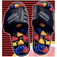 Sandal Kesehatan Acupres Refleksi Sandal Terapi Alas Kaki Alat Pijat