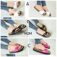 NEW Sandal Wanita Santai Model Carvil New Era Ardiles Ban Kokop
