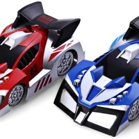 Mobil dinding JJRC Q1 RC Wall Climber Car Zero Gravity Racer