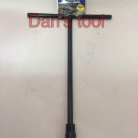 Kunci T / Kunci Sock T / Kunci Model T / T Wrench 12 mm