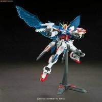 Bandai HG 1/144 Star Build Strike Gundam Plavsky wing incl stand base