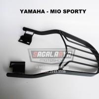 Bracket Box Motor Monorack Yamaha Mio Sporty