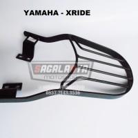 Bracket Box Motor Monorack Yamaha Xride