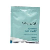 wardah refill luminous face powder