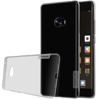 Nillkin Nature Series TPU case for Xiaomi Mi Note 2 - Abu-abu