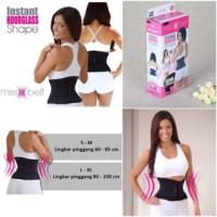 Miss Belt instant hourglass ( belly belt peramping perut )