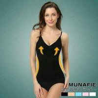 Kamisole singlet Munafie Body Slim Suit from japan