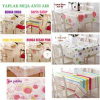 Taplak Meja Anti Air Motif ( desk sheet waterproof )