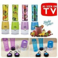 SHAKE AND TAKE 3 BLENDER - fruit juicer blender with extra cup (2 cu